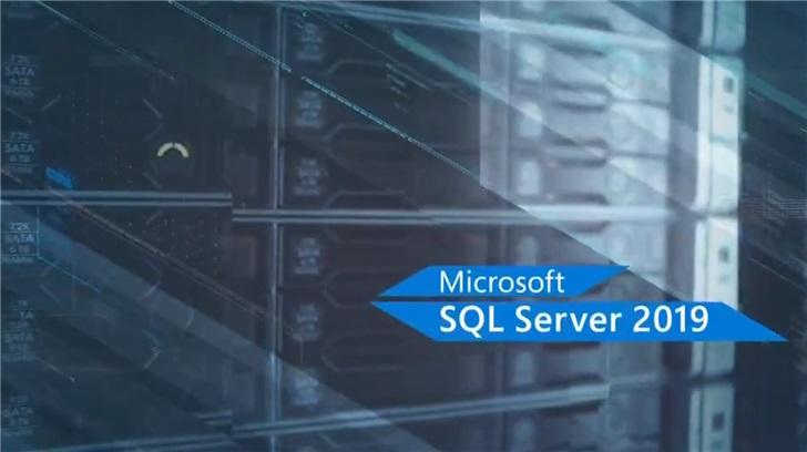 微软正式发布SQL Server 2019